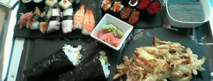 Sushi Store Express is one of Madrid: Comer y beber..