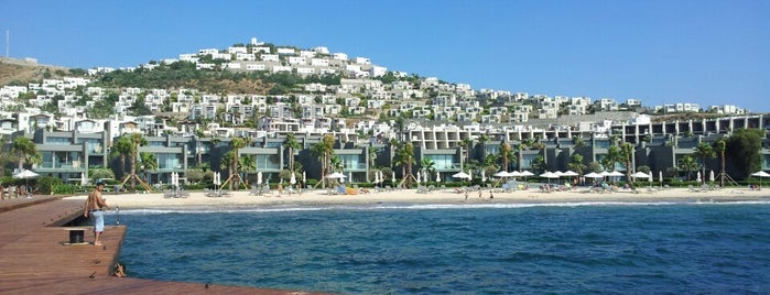 Swissôtel Resort Bodrum Beach is one of Turkeya.
