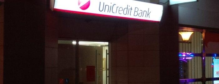 UniCredit Bank is one of Marianna : понравившиеся места.
