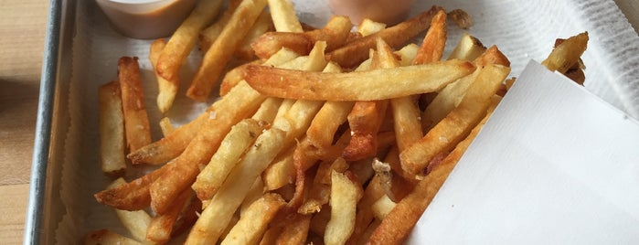 A State-by-State Guide to America's Best Fries