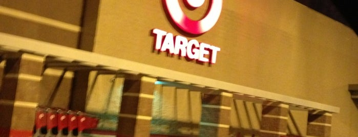Target is one of Houston.