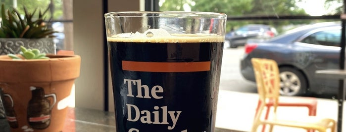 The Daily Growler is one of Columbus.