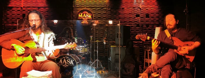 Mask Live Pera is one of Taksim.