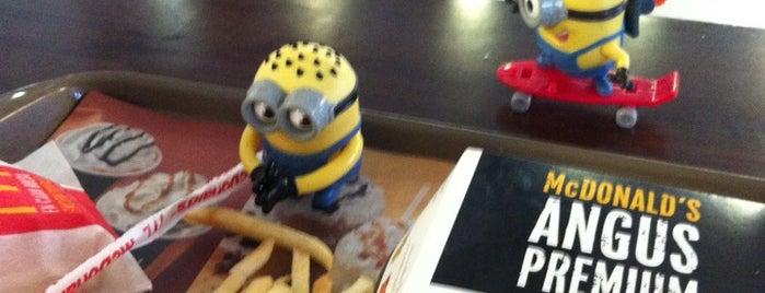 McDonald's is one of Posti che sono piaciuti a Itzel.