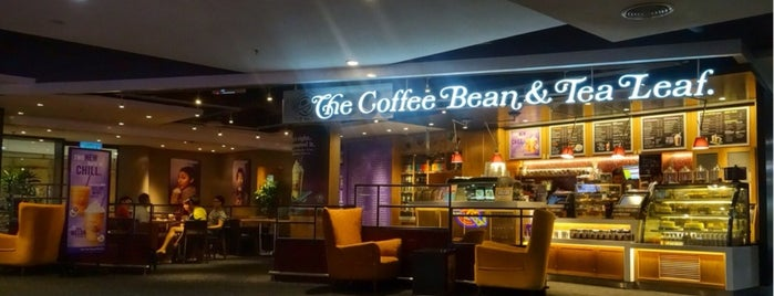 The Coffee Bean & Tea Leaf is one of Save this place to a list.