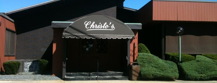 Christo's is one of Eric O.'s Favorite Pizza.