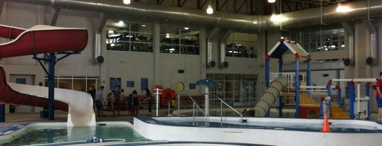 Don Rodenbaugh Natatorium is one of Places I have to go for my kids.