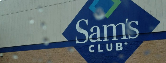 Sam's Club is one of Karina 님이 좋아한 장소.