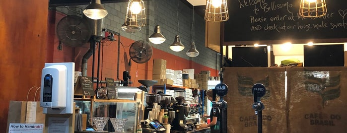 Bellissimo Coffee is one of Brisbane.