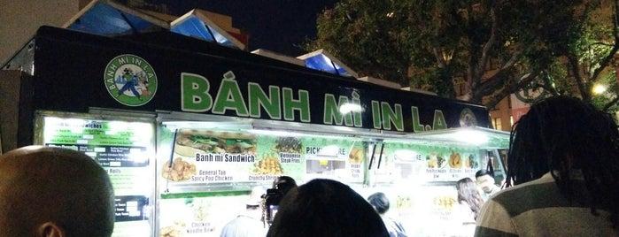 Artwalk Food Truck Lot is one of Los Angeles.