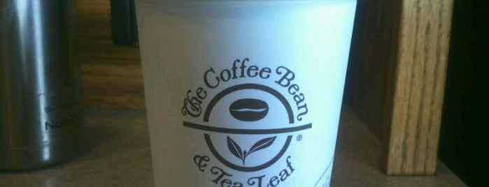 The Coffee Bean & Tea Leaf® is one of la.