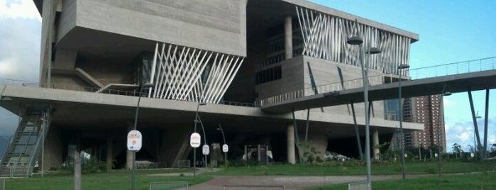 Cidade das Artes is one of compartilhar com amigos.