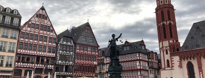 Römerberg is one of Frankfurt in a weekend.
