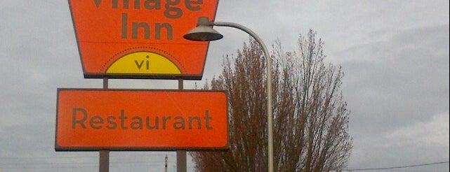Village Inn Pancake House is one of Alaska miles.