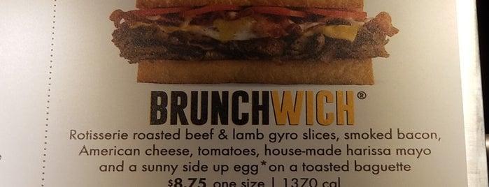 Which Wich? Superior Sandwiches is one of Posti che sono piaciuti a Andrew.