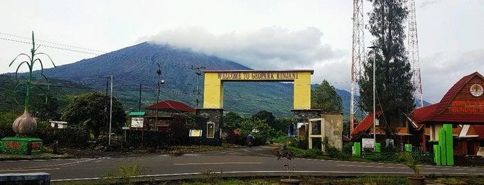 Taman Nasional Gunung Rinjani (Mt. Rinjani National Park) is one of Syafrian: сохраненные места.