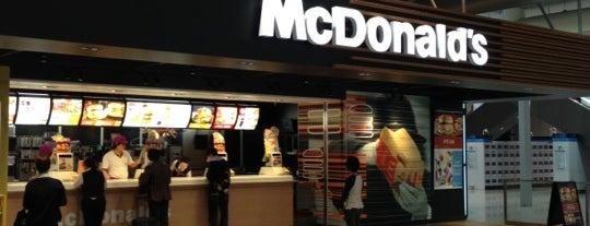 マクドナルド is one of Ktさんのお気に入りスポット.