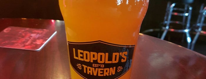 Leopold's Tavern is one of Stephenさんのお気に入りスポット.