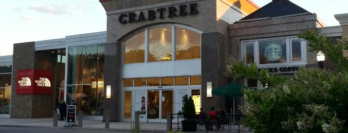 Crabtree Valley Mall is one of Raleigh/Cary/Durham, North Carolina.