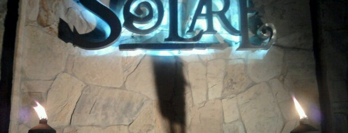 Solare is one of Posti che sono piaciuti a Massiel.