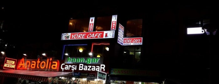 Yöre Cafe is one of ankara.