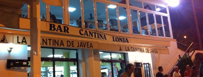 La cantina de jávea. is one of Lieux qui ont plu à Surfero.