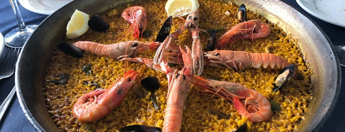 Restaurante Casa Chiva is one of Donde Papa.