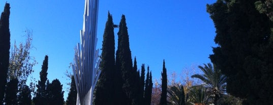 Jardins del Reial - Vivers is one of My Valencia.