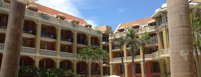 Sofitel Santa Clara is one of Cartagena, Columbia.