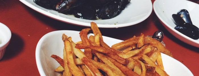 Anis Cafe & Bistro is one of Where to Dine Like a Frenchman in the U.S..