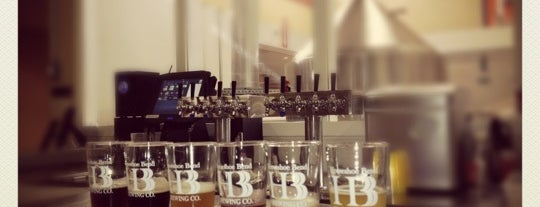 Horseshoe Bend Brewing Co. is one of Food!.