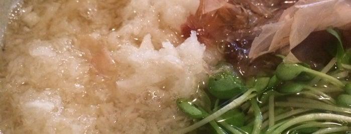 Esora is one of ミシュランガイド掲載蕎麦屋(広島).