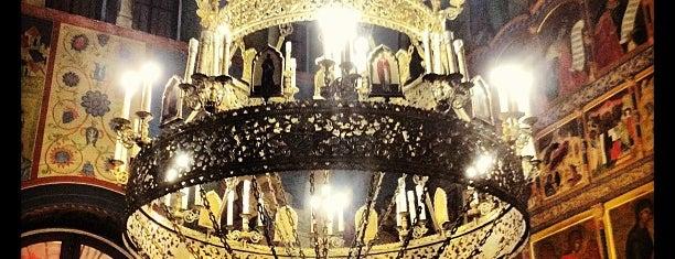 Храм Преподобного Марона Пустынника is one of Lieux sauvegardés par Roman.