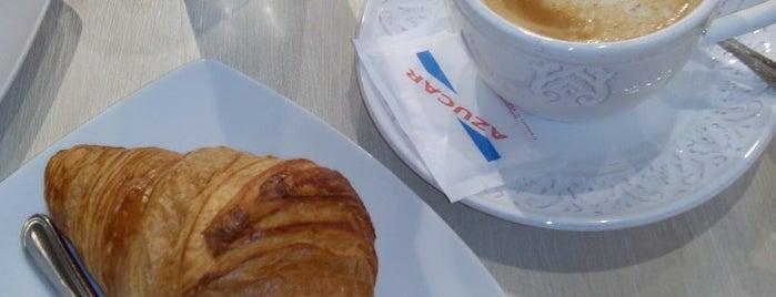 La Croissanterie is one of Madrid - Cosy Restaurants.