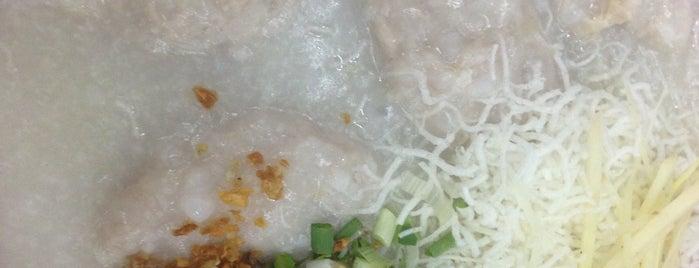โจ๊กคุณแอ๋ม is one of KKU food.