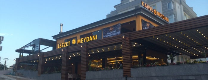 Lezzet Meydanı is one of Lieux qui ont plu à Hakan.