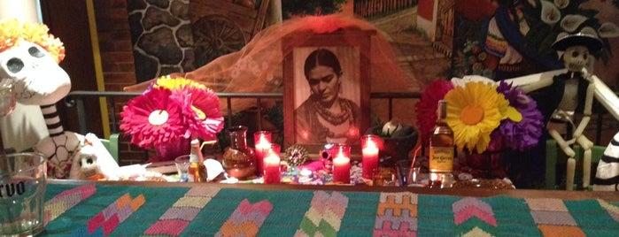 La Cucaracha is one of Lugares favoritos de Angel.