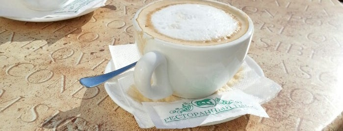 Кафе «На Елагином» is one of 1.