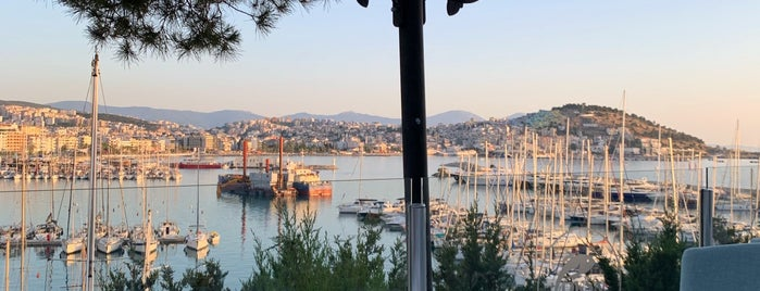 Oksa Marina Balık Restaurant is one of Kuşadası.