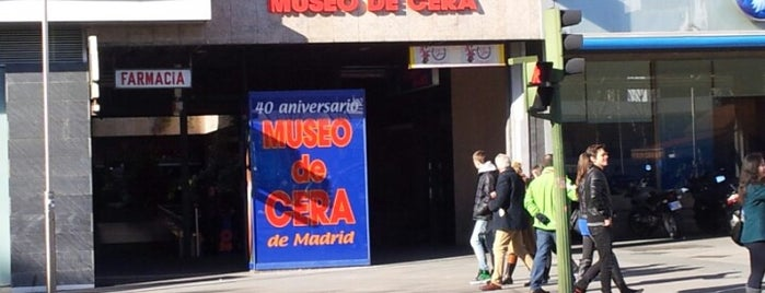 Museo de Cera is one of 101 sitios que ver en Madrid antes de morir.