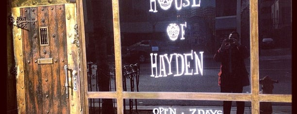 House of Hayden is one of Places to drink in SoCal.