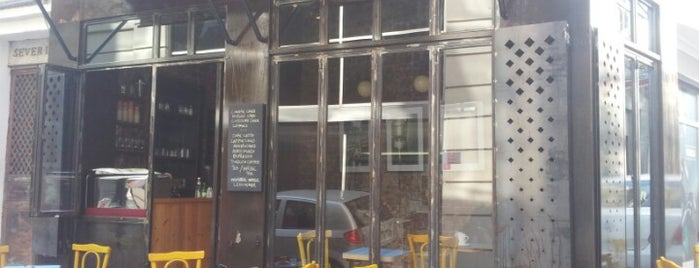 Nano Cafe is one of Karaköy Mekanlar.