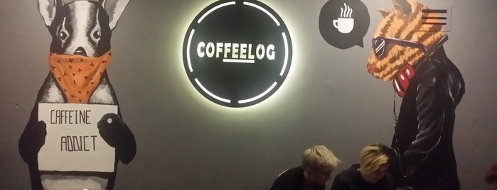 Coffeelog is one of Kahve.