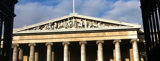 British Museum is one of Unsere TOP Empfehlungen für London.