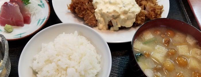 かつれつ軒 is one of Miyazaki.