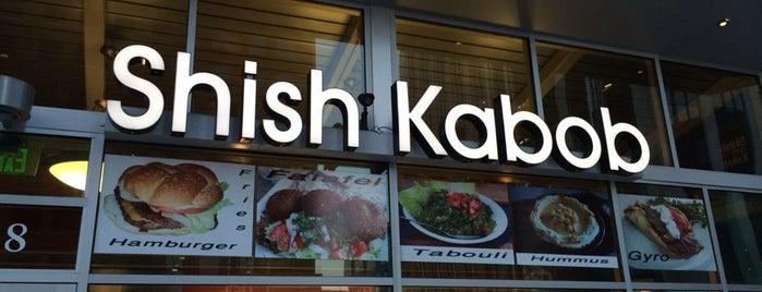 Shish Kabob is one of Orte, die Justin gefallen.