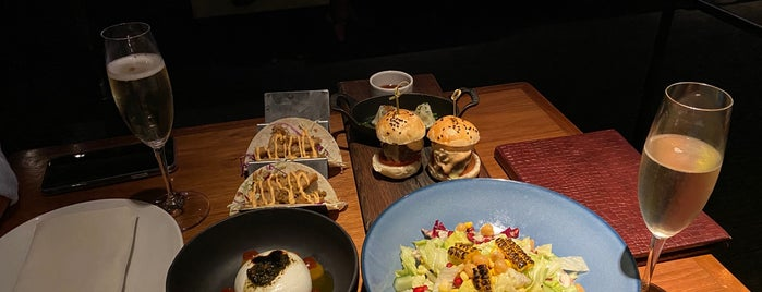 STK Steakhouse is one of دبي.