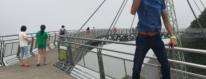 Langkawi Sky Bridge is one of 🚁 Malaysia 🗺.