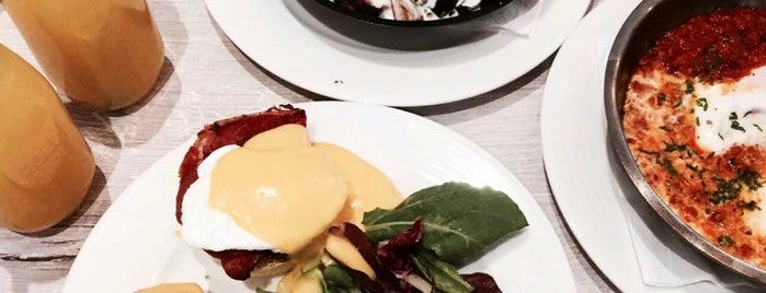 Happy Egg is one of Dubai - Breakfast.