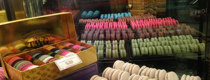 TWG Tea Salon & Boutique is one of Afternoon tea.